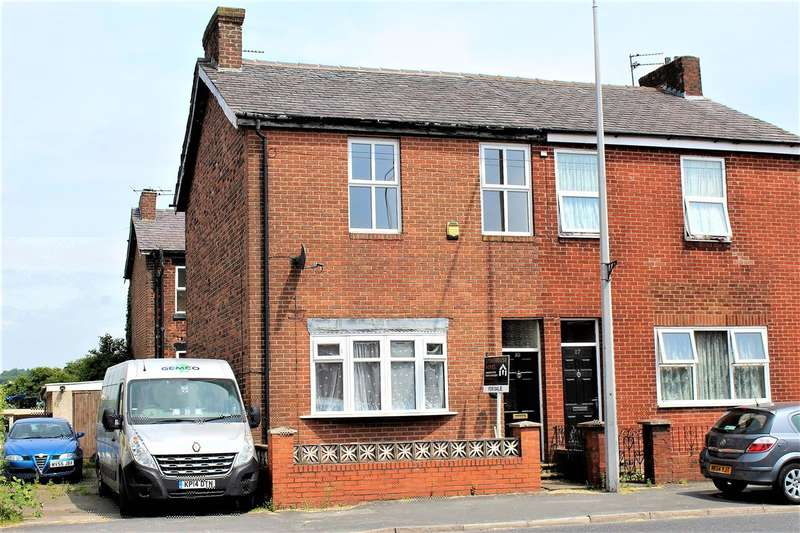 3 Bedrooms Semi Detached House for sale in Victoria Road, Walton-le-Dale, Preston