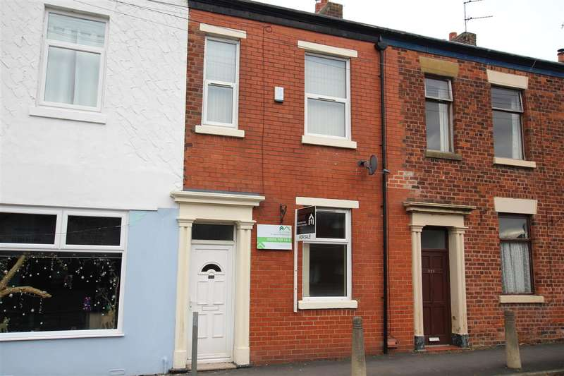 3 Bedrooms Terraced House for sale in Gregson Lane, Hoghton, Preston