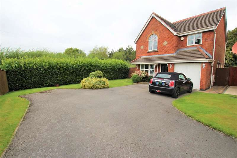 4 Bedrooms Detached House for sale in North Union View, Lostock Hall, Preston