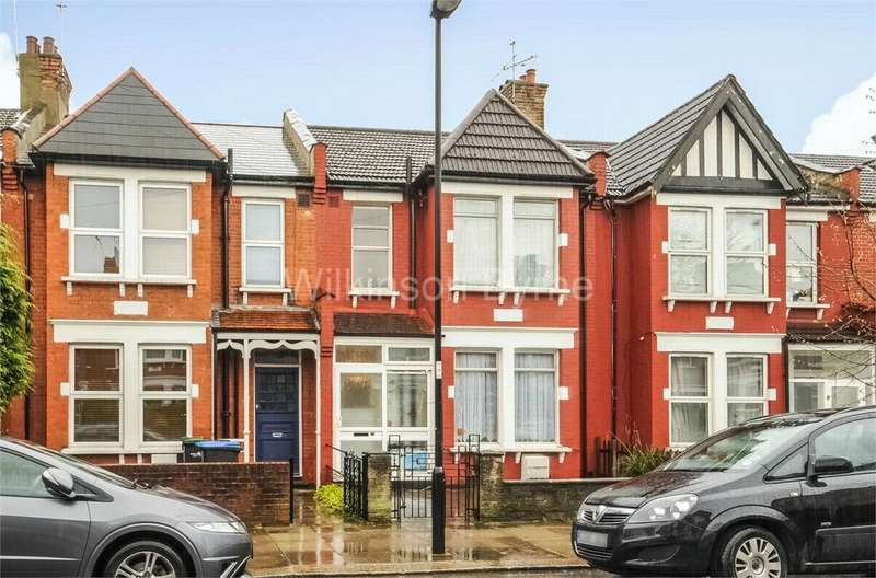 3 Bedrooms Terraced House for sale in Shrewsbury Road, Bounds Green