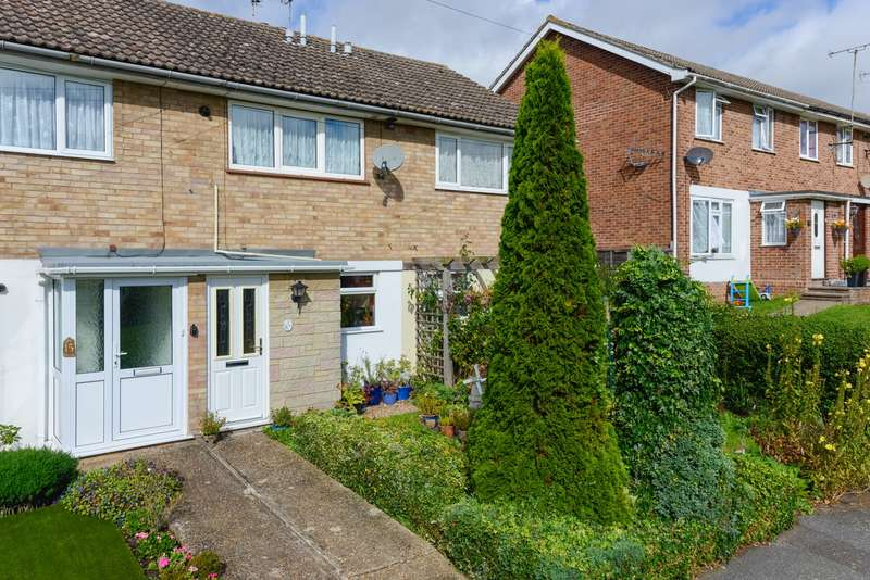 2 Bedrooms Terraced House for sale in Foxglove Green, Willesborough, Ashford, TN24