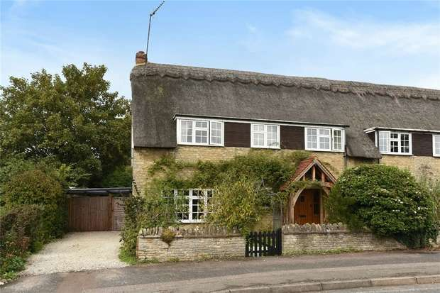 3 Bedrooms Cottage House for sale in Thurleigh Road, Milton Ernest