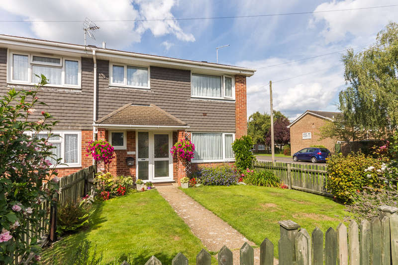 3 Bedrooms End Of Terrace House for sale in Ringwood, Hampshire