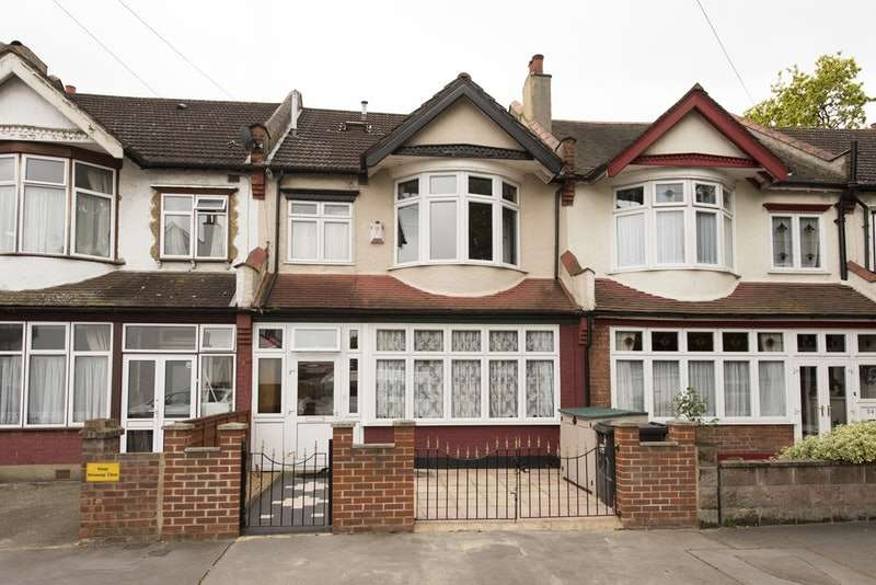 5 Bedrooms Terraced House for sale in Lonsdale Gardens, Thornton Heath, Surrey, CR7