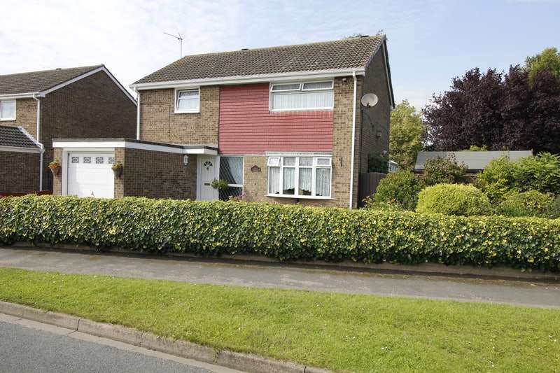 4 Bedrooms Detached House for sale in Inmans Road, Hedon, East Yorkshire, HU12
