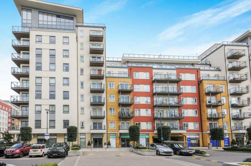 2 Bedrooms Flat for sale in Croft House, Colindale, Greater London NW9