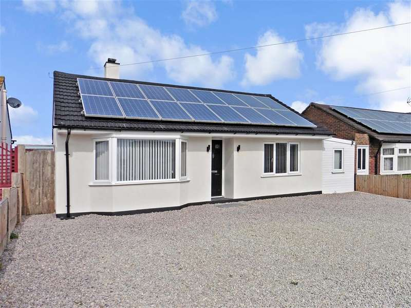 2 Bedrooms Detached Bungalow for sale in Ford Close, Herne Bay, Kent