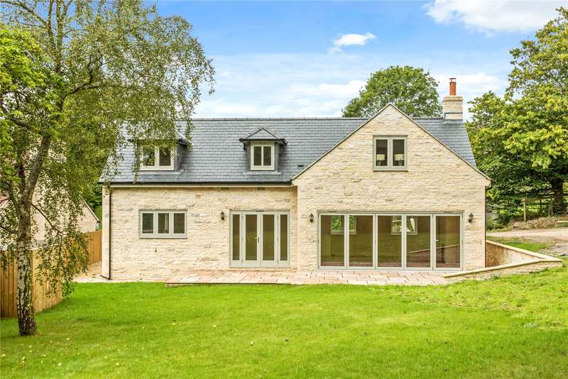 3 Bedrooms Detached House for sale in The Street, Teffont, Salisbury, Wiltshire, SP3