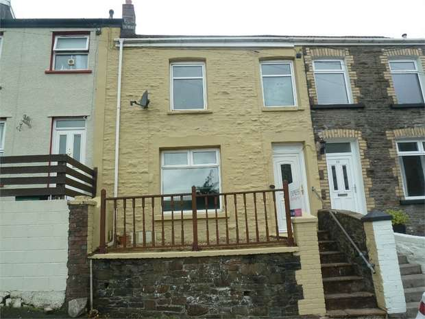 3 Bedrooms Terraced House for sale in Maesteg Road, Cymmer, Port Talbot, West Glamorgan