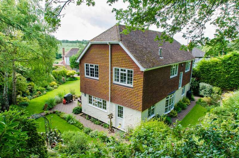 5 Bedrooms Detached House for sale in Highbank House, Rodmersham, Sittingbourne