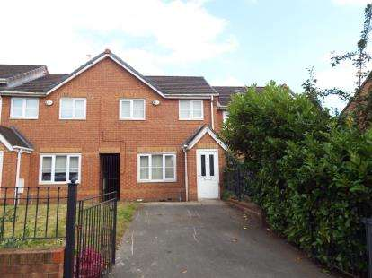 3 Bedrooms Terraced House for sale in Olanyian Drive, Manchester, Greater Manchester