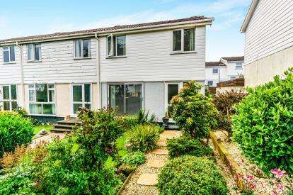 3 Bedrooms End Of Terrace House for sale in St.Austell, Cornwall