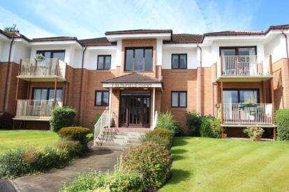3 Bedrooms Flat for sale in Fairfield Court, Clarkston, East Renfrewshire