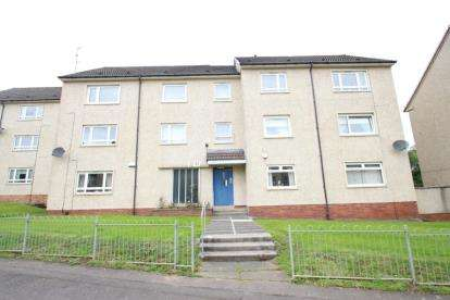 2 Bedrooms Flat for sale in Brankholm Brae, Hamilton, South Lanarkshire