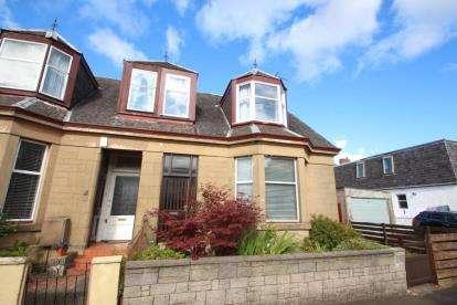 4 Bedrooms Semi Detached House for sale in Albert Road, Renfrew, Renfrewshire