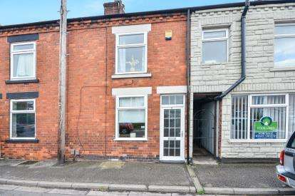 2 Bedrooms Terraced House for sale in Priestsic Road, Sutton-In-Ashfield, Nottinghamshire, Notts