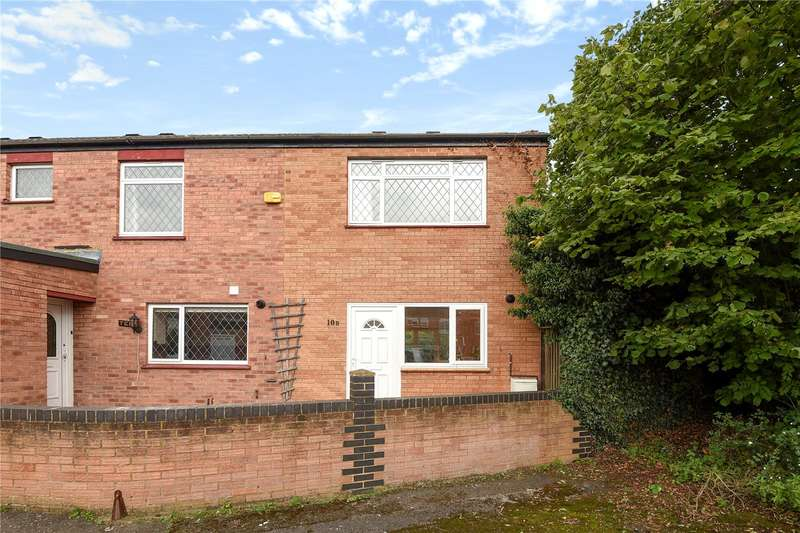 2 Bedrooms End Of Terrace House for sale in Bosanquet Close, Uxbridge, Middlesex, UB8