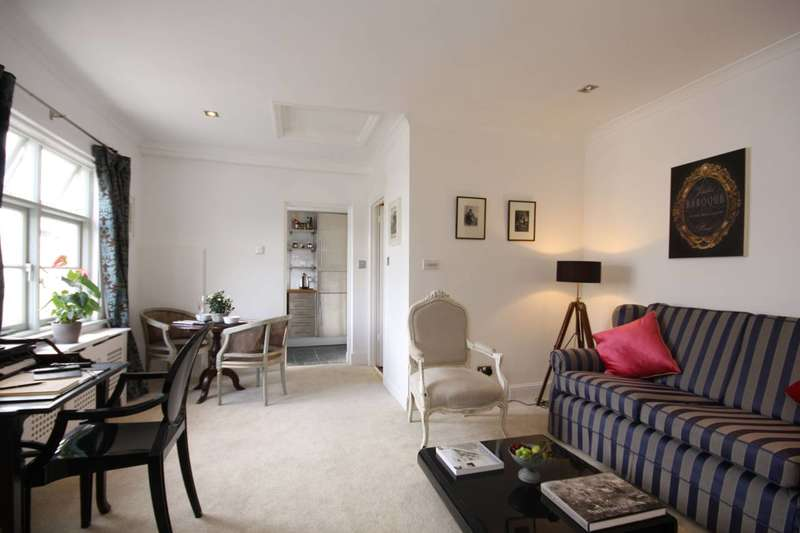 1 Bedroom Flat for sale in Hillgate Street, Kensington, W8