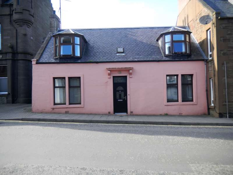 4 Bedrooms Semi Detached House for sale in 22 High Street, Laurencekirk, AB30 1AB