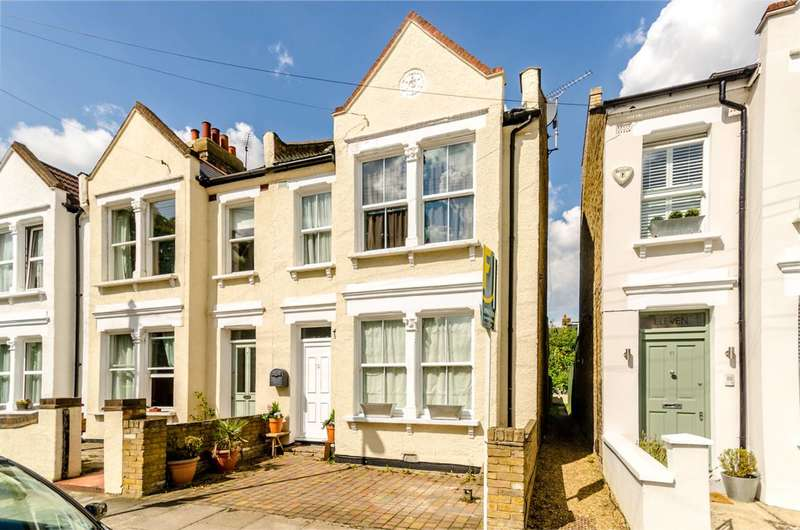4 Bedrooms End Of Terrace House for sale in Kohat Road, Wimbledon, SW19