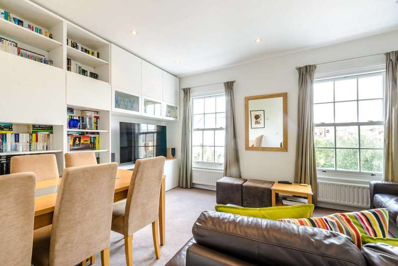 2 Bedrooms Flat for sale in Priory Road, Chiswick, W4