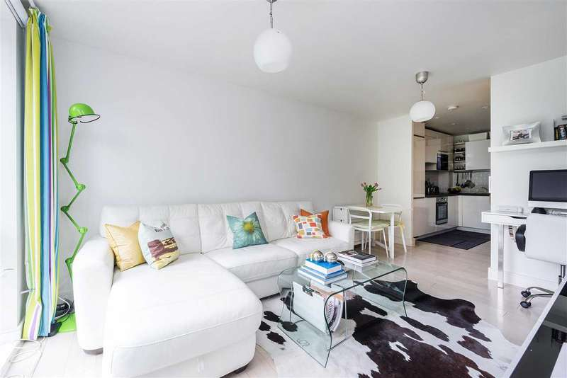 1 Bedroom Apartment Flat for sale in McMillan Street, Deptford