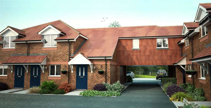 2 Bedrooms Apartment Flat for sale in Spirewood Development, Denmead