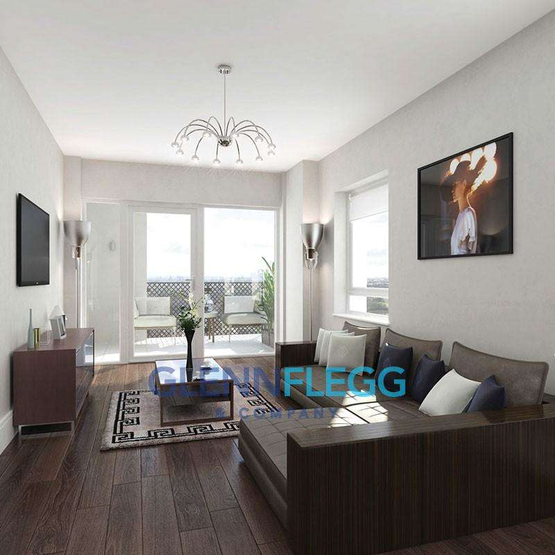 1 Bedroom Flat for sale in Sutton, London