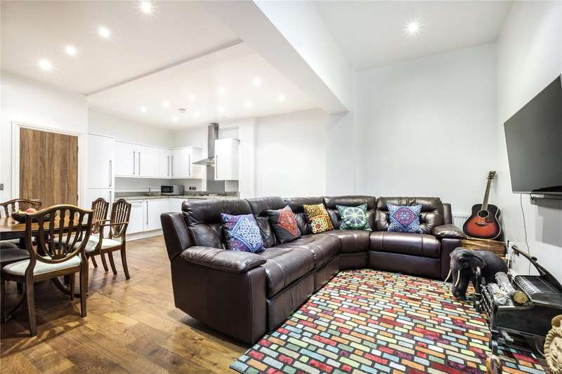 2 Bedrooms House for sale in Lion Apartments, 264 Rotherhithe New Road, London, SE16