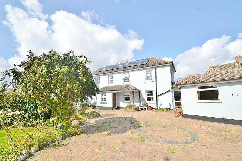 3 Bedrooms Detached House for sale in Old Town/Quay