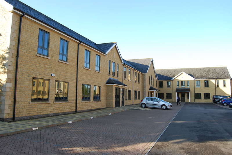 Office Commercial for sale in UNITS 20-21 CIRENCESTER OFFICE PARK, Tetbury Road, Cirencester