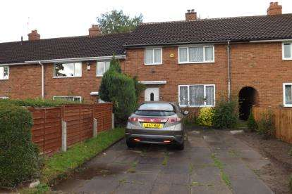 3 Bedrooms Terraced House for sale in Brownfield Road, Shard End, Birmingham, West Midlands