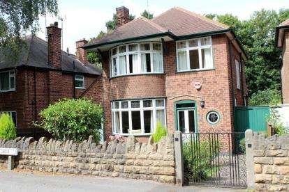3 Bedrooms Detached House for sale in Hamilton Drive, Nottingham, Nottinghamshire