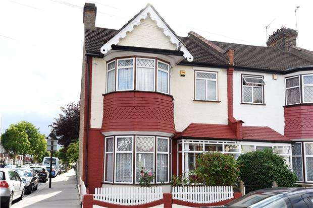 3 Bedrooms End Of Terrace House for sale in Dalmeny Avenue, LONDON, SW16