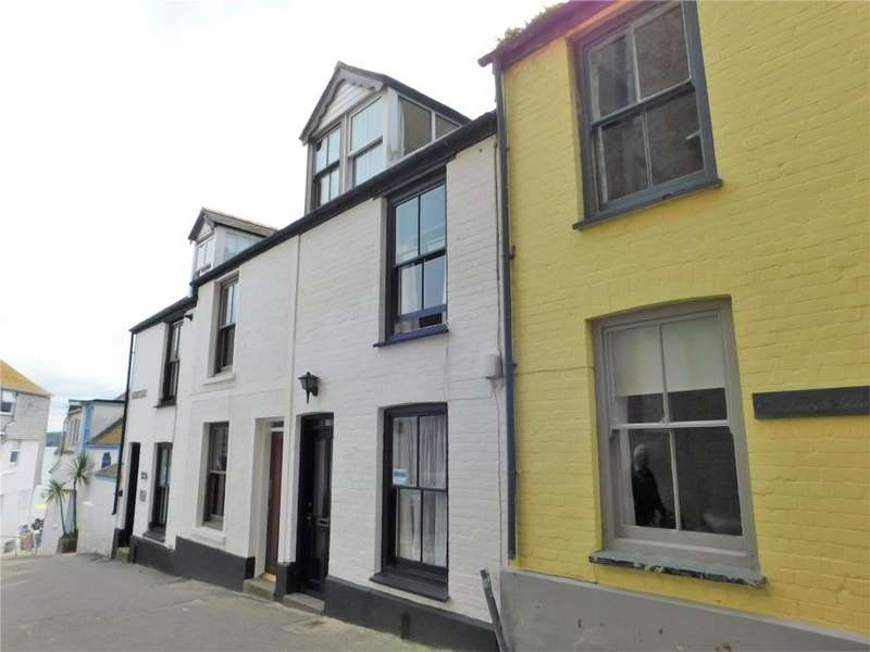 2 Bedrooms Terraced House for sale in Church Place, St Ives