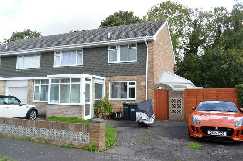 4 Bedrooms Semi Detached House for sale in Woodside, Bridgemary