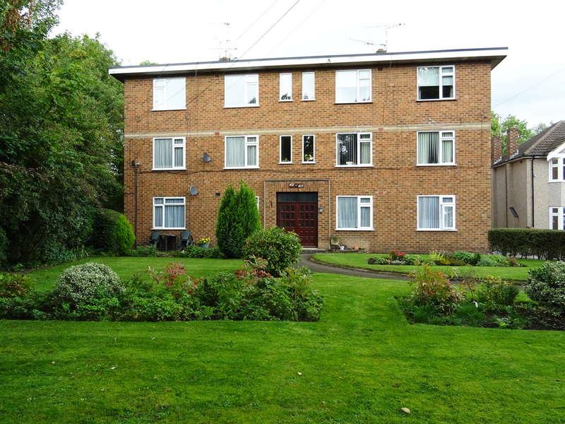 1 Bedroom Ground Flat for sale in Binley Road, Binley, Coventry