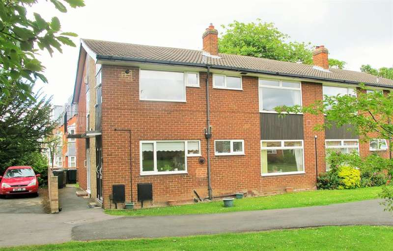 3 Bedrooms Flat for sale in The Crescent, Linthorpe, Middlesbrough, TS5 6SF
