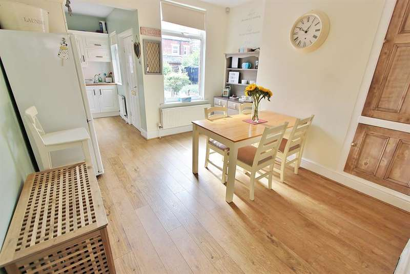 4 Bedrooms Terraced House for sale in Ranby Road, Greystones, Sheffield, S11 7AJ