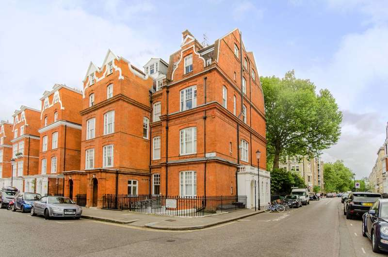 1 Bedroom Flat for sale in Evelyn Gardens, South Kensington, SW7