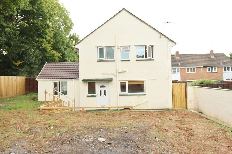 4 Bedrooms Semi Detached House for sale in Goossens Close, Newport, NP19