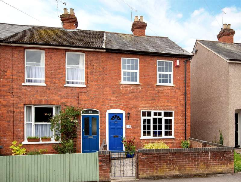 2 Bedrooms Terraced House for sale in Blackamoor Lane, Maidenhead, Berkshire, SL6
