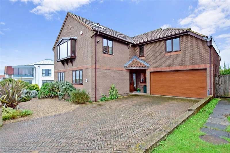 5 Bedrooms Detached House for sale in Western Esplanade, Herne Bay, Kent