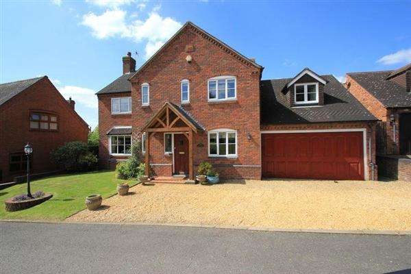 4 Bedrooms Detached House for sale in Snowberry, Nursery Close, Bradley
