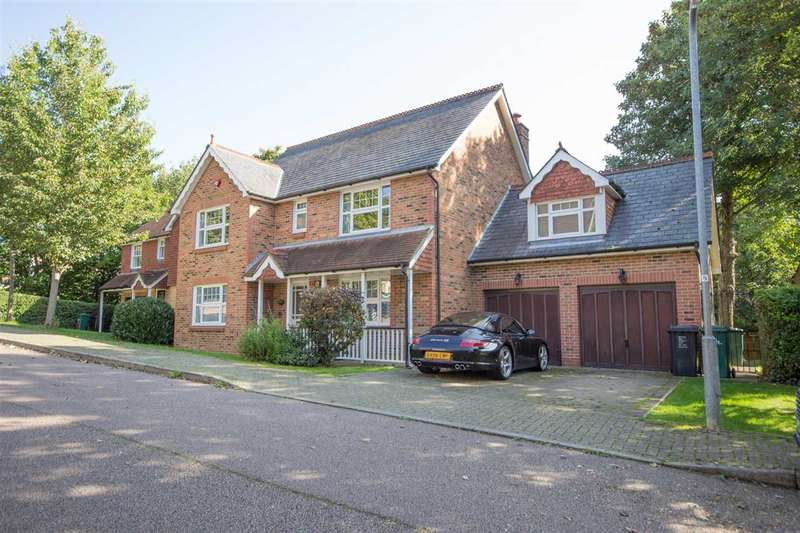 4 Bedrooms House for sale in Varndean Holt, Brighton