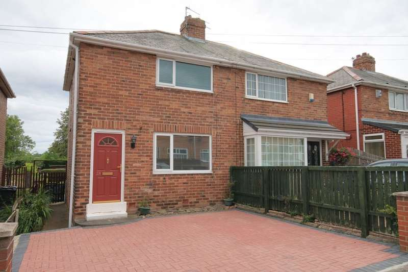 2 Bedrooms Semi Detached House for sale in South Street, Chester Le Street, DH2