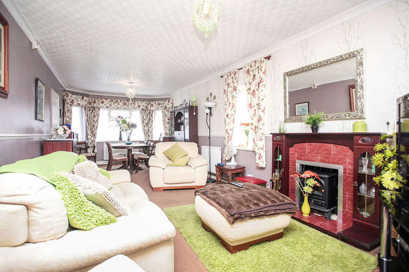 2 Bedrooms Detached Bungalow for sale in Coalpit Fields Road, Bedworth, CV12