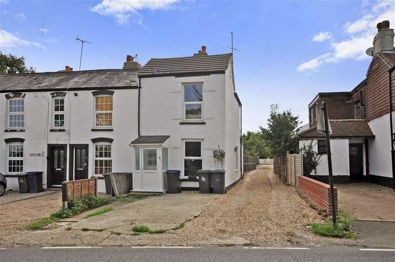 2 Bedrooms End Of Terrace House for sale in Herne Common, Herne Common, Kent