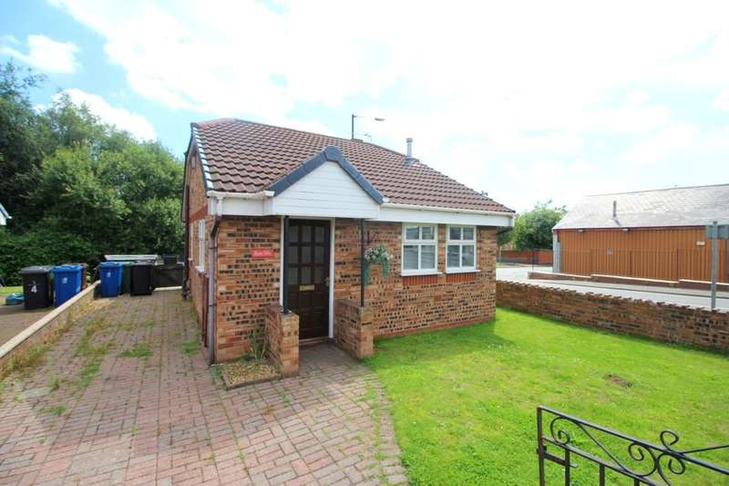 2 Bedrooms Detached Bungalow for sale in Ince Hall Avenue, Ince, Wigan, WN2