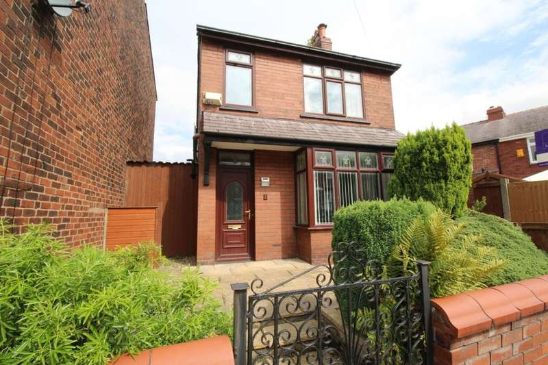 3 Bedrooms Detached House for sale in Bell Lane, Orrell, Wigan, WN5